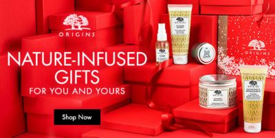Origins Nature-Infused Gifts for You and Yours, Shop Now