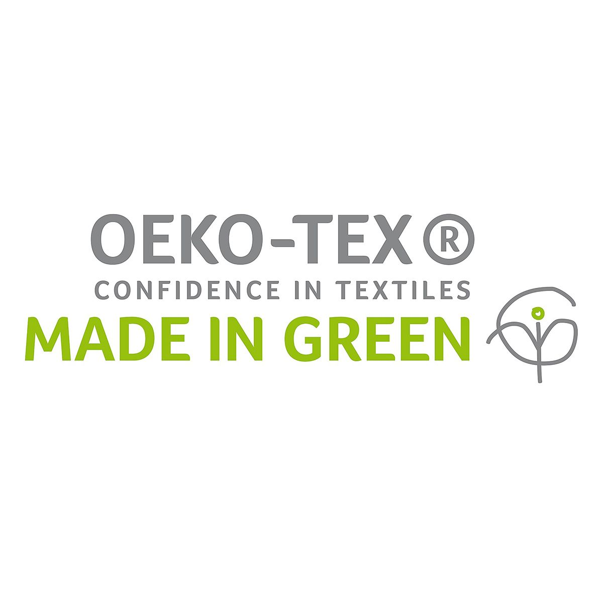 Oeko-Tex Standard made in Green
