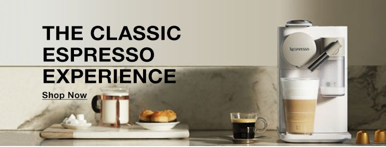 The Classic Espresso Experience, Shop Now