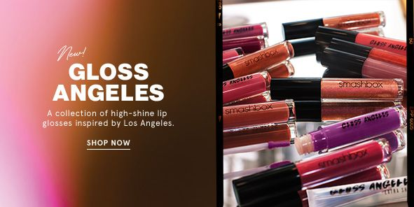 Smashbox Gloss Angeles A Collection Of High Shine Lip Glosses Inspired By Los