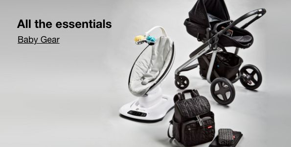All the essentials, Baby Gear