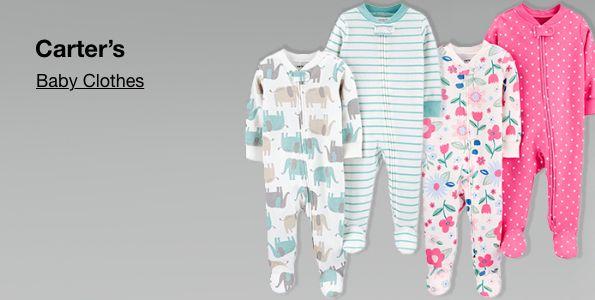 Carter's, Baby Clothes