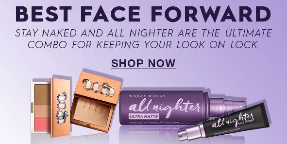Best Face Forward, Shop Now