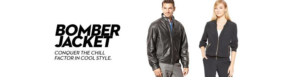 972d1d81 Bomber Jackets: Shop Womens & Men's Bomber Jacket - Macy's