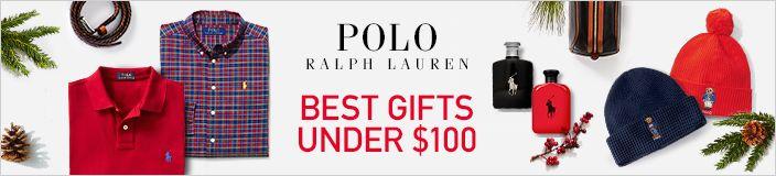 Polo Ralph Lauren, Best Gifts Under $100