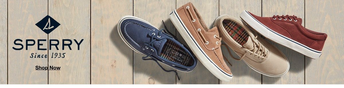 Sperry Men's, Since 1935