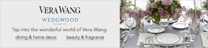 Vera Wang, Wedgwood, England 1759, Top into the wonderful world of Vera Wang, dining and home decor, beauty and fragrance
