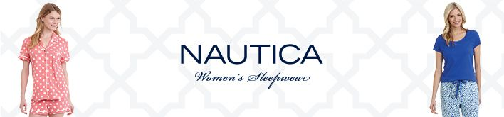 Nautica, women's sleepwear