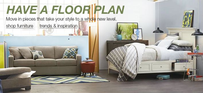 Have A Floor Plan, Move in pieces that take your style to a whole new level, shop furniture, trends and inspiration
