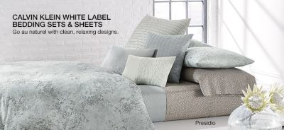Genial Calvin Klein White Label Bedding Sets And Sheets