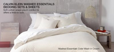 Ordinaire Calvin Klein Wasted Essentials Bedding Sets And Sheets