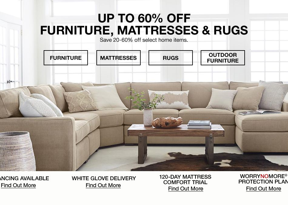 up to 60 percent off furniture mattresses and rugs furniture mattresses