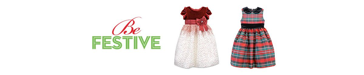 girls christmas dresses - Plaid Christmas Dress
