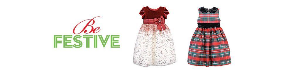 0d538d024381a Girls Christmas Dresses: Shop Girls Christmas Dresses - Macy's