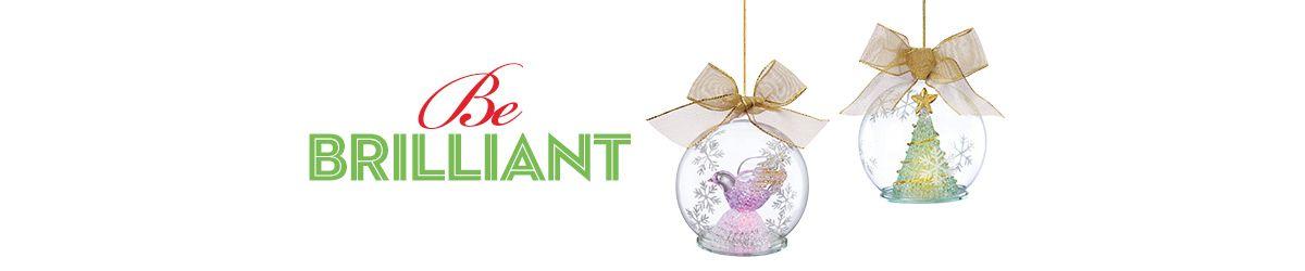 glass christmas ornaments