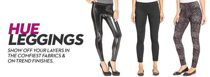 HUE Leggings