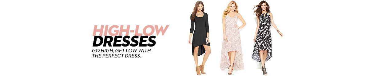 Highlow Dresses: Shop Highlow Dresses - Macy\'s