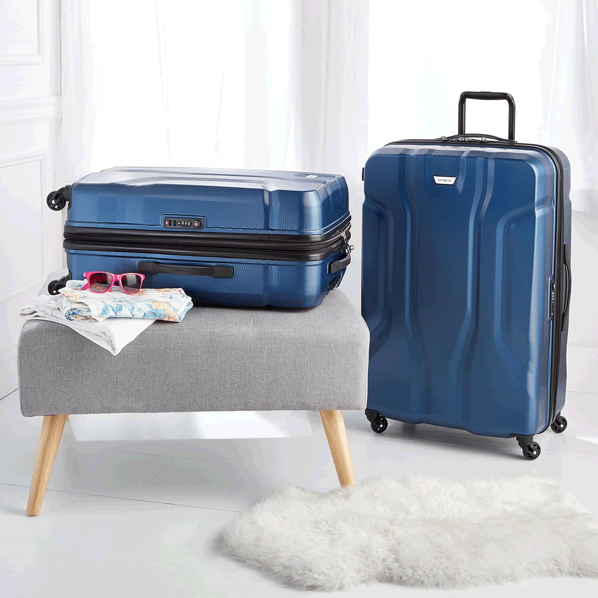 077206e6e Checked Luggage - Baggage & Luggage - Macy's