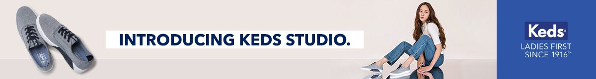 Introducing Keds Studio