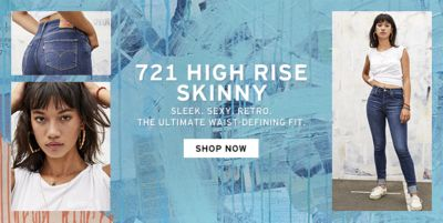 721 High Rise Skinny, Shop now