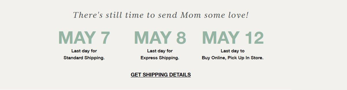 Mother's Day, Gift Ideas, Mother's Day is May 12, Gift For Her, Back to Gift Ideas, Give The Wonder of love