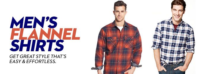 Mens Flannel Shirts
