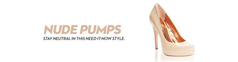0e5250ec9a0 Nude Pumps: Shop Nude Pumps - Macy's