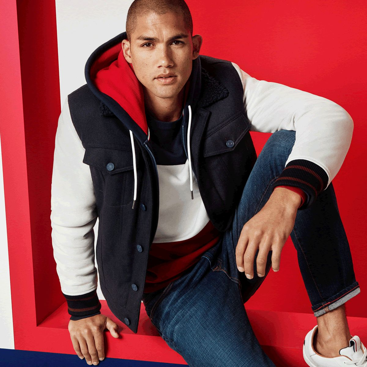 e4552c05b40 Tommy Hilfiger Mens Jackets   Coats - Macy s