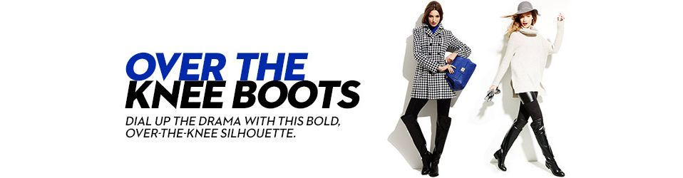 b34d1f54237 Over the Knee Boots: Shop Over the Knee Boots - Macy's