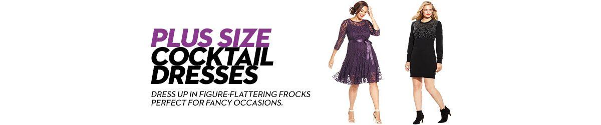 Plus Size Cocktail Dresses Shop Plus Size Cocktail Dresses Macys