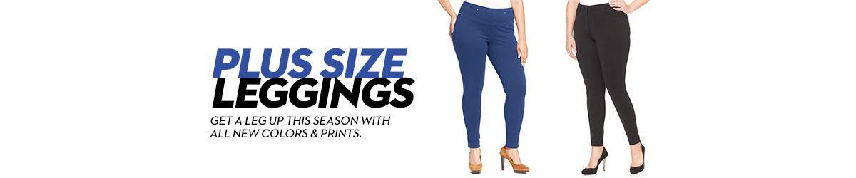 Plus Size Leggings - Macy s 9a7e28ebd