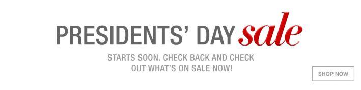 3e578bbeb President s Day Sale - Macy s