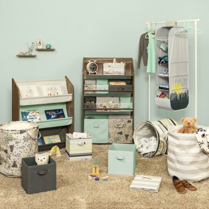 Kids' and Baby Storage