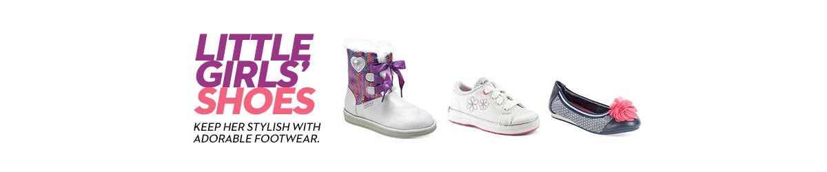 Little Girl Shoes