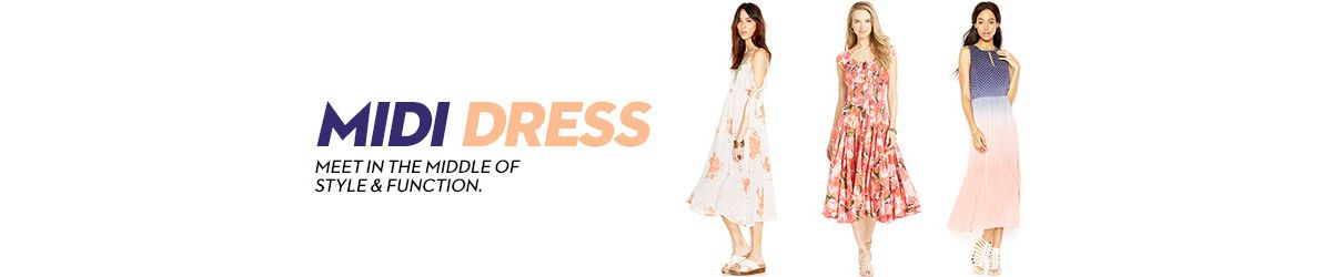 Tea Length Dresses Shop Tea Length Dresses Macys
