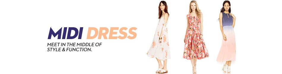 c160d0369c Tea Length Dresses: Shop Tea Length Dresses - Macy's
