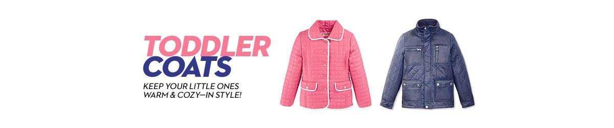 13e0b2c15688 Toddler Coats  Shop Toddler Coats - Macy s