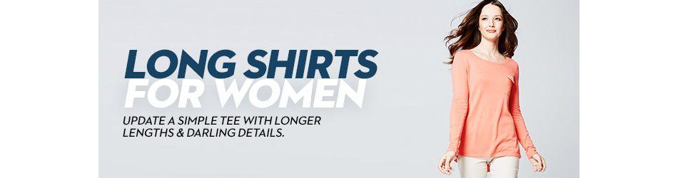 072dc8cacd2 Long Shirts For Women: Shop Long Shirts For Women - Macy's