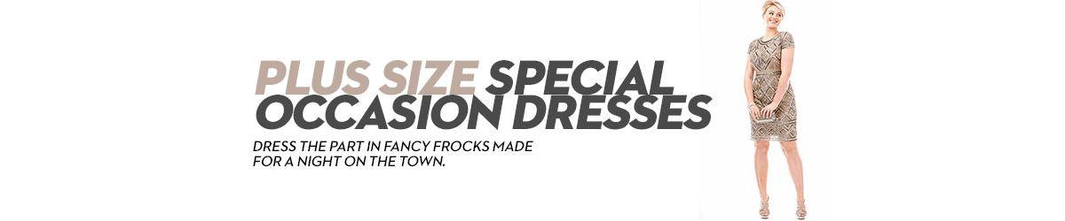 947d649bf8e Plus Size Special Occasion Dresses  Shop Plus Size Special Occasion ...