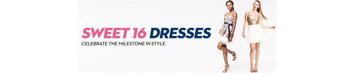 e879524b25 Sweet 16 Dresses  Cute Sweet 16 Dresses - Macy s
