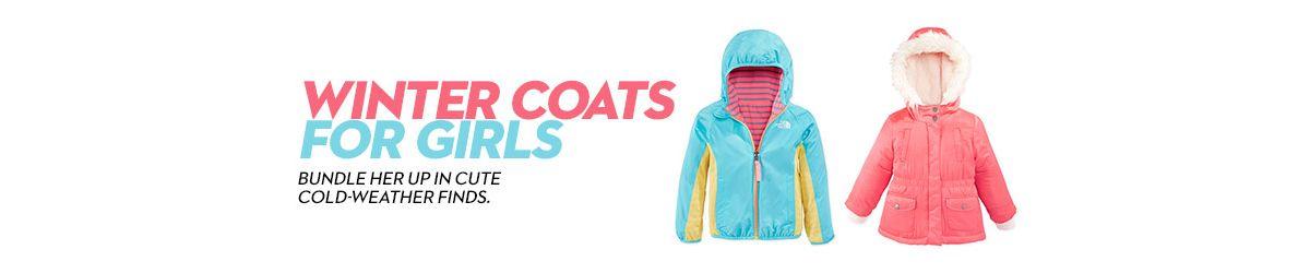 3bc91cc89 Winter Coats For Girls  Shop Winter Coats For Girls - Macy s