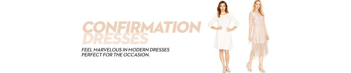 Confirmation Dresses