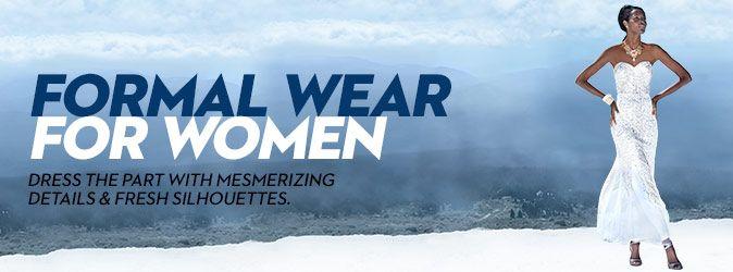 Formal Wear for Women