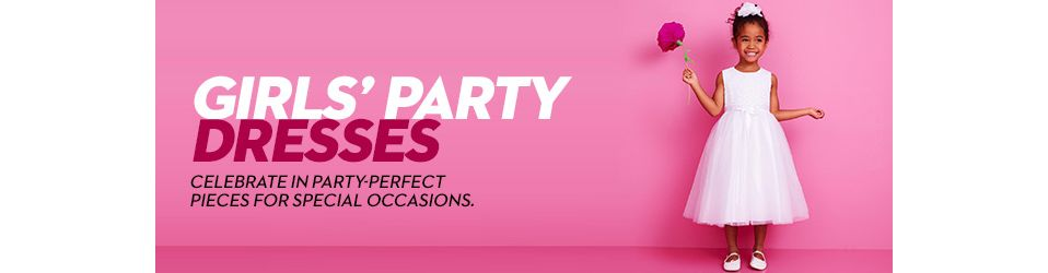 2f17a6109bd65 Girls Party Dresses: Shop Girls Party Dresses - Macy's