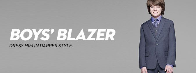 Boys' Blazer