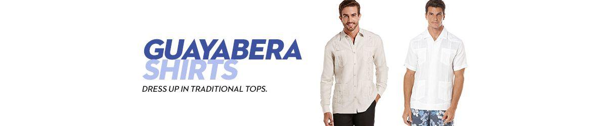 Guayabera Shirts
