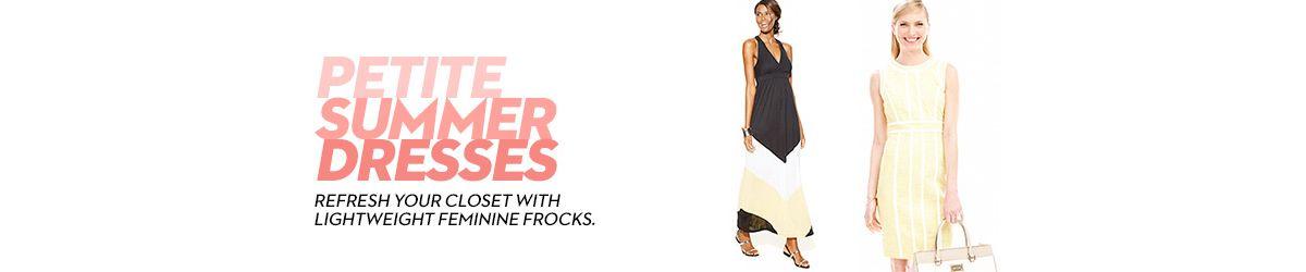 Petite Summer Dresses Shop Petite Summer Dresses Macy S