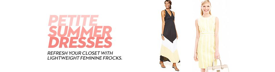86e1b04aa1a4 Petite Summer Dresses: Shop Petite Summer Dresses - Macy's