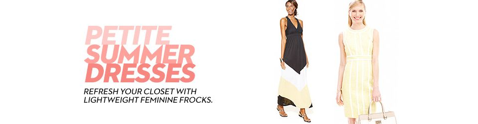 55d48838128b0 Petite Summer Dresses: Shop Petite Summer Dresses - Macy's