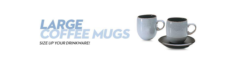 Large Coffee Mugs Ceramic Glass Copper Macys